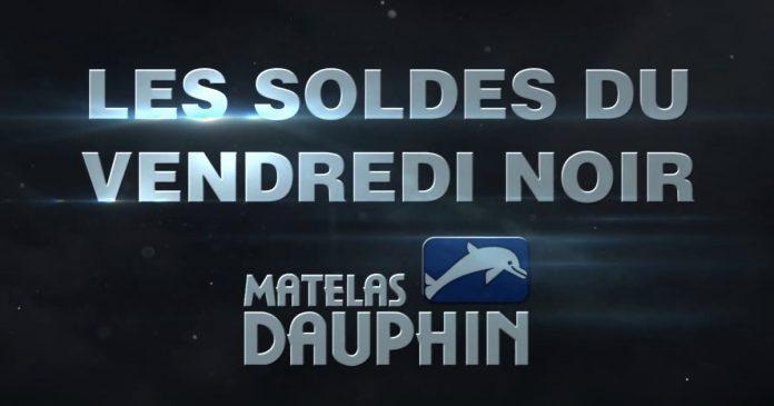 Soldes du Vendredi Fou chez Matelas Dauphin