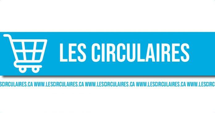 Site web de circulaires en ligne www.lescirculaires.ca